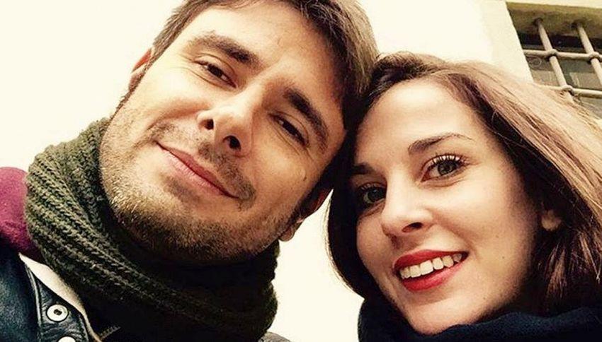 Alessandro Di Battista ha un nuovo amore. Foto