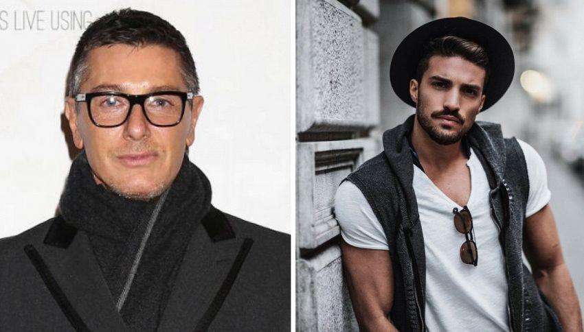 Stefano Gabbana attacca Mariano di Vaio per colpa di un tag