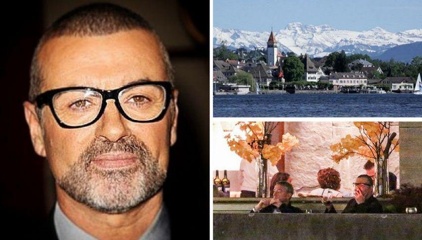 George Michael: 200mila sterline al mese per liberarsi dai demoni