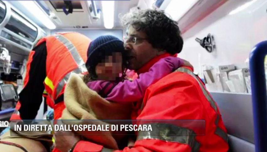 La storia di Ludovica e il racconto toccante del suo soccorritore