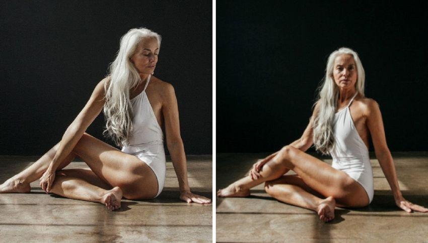 Yazemeenah Rossi: la modella di bikini che ha 60 anni | superEva