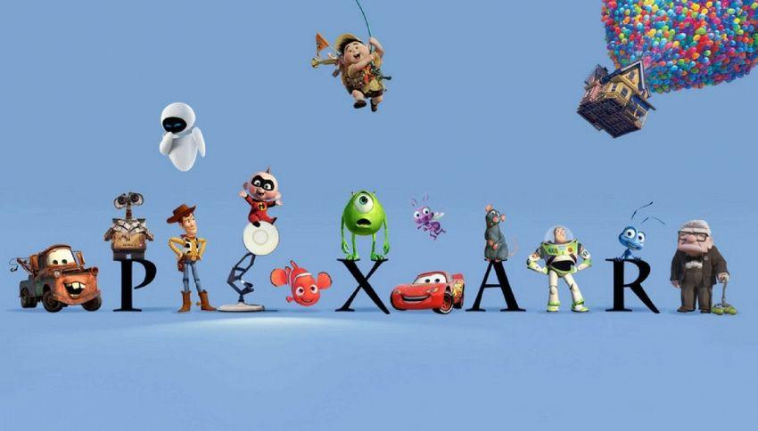 Ecco come i film Pixar sono collegati uno all'altro