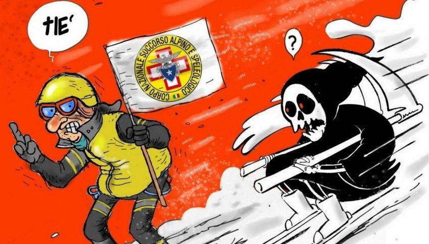 Vignetta Charlie Hebdo, sindaco Amatrice e Ghisberto rispondono