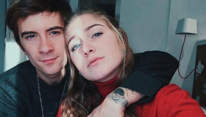 Francesco Sole e Sofia Viscardi si sono fidanzati