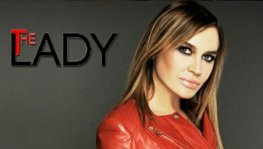 """The Lady"", ritorna la web serie trash di Lory del Santo"