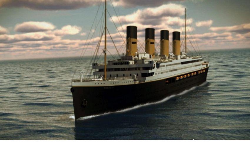 Il Titanic non è affondato (solo) per aver urtato un iceberg