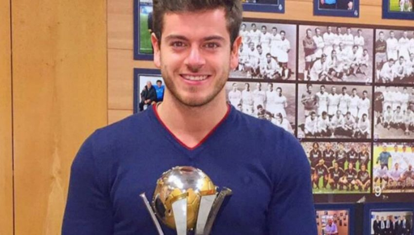 Alessandro: il napoletano assunto dal Real Madrid