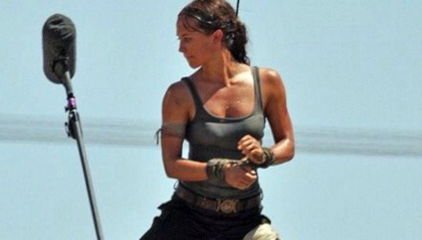 Alicia Vikander: ecco chi è la nuova Lara Croft