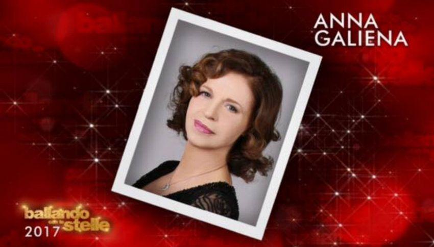 Anna Galiena: le schede del cast di Ballando con le stelle