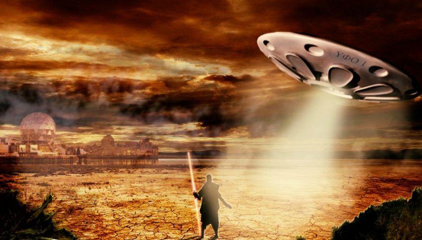 Come diventare un cacciatore di Ufo