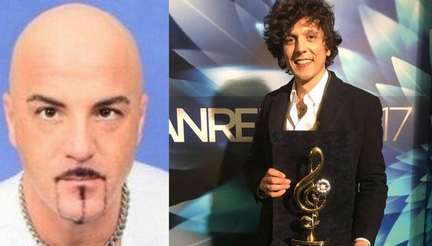 "Dj Aniceto contro Ermal Meta: ""Ha vinto un extracomunitario"""