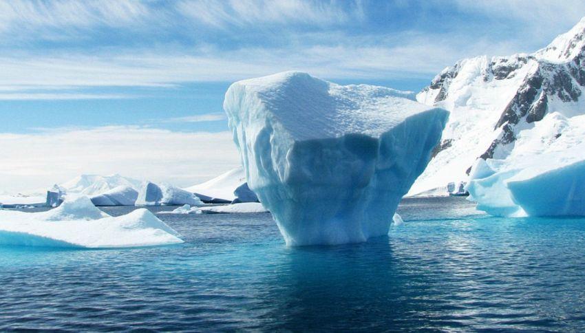 Google Street View riprende la comparsa dei ghiacci Groenlandesi