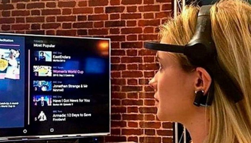 Mindflix, come comandare Netflix con il potere della mente