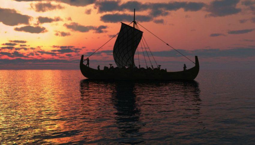 Misteriosa nave vichinga ritrovata sotto terra in Scozia