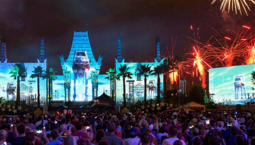 Disney progetta un parco a tema di Star Wars, aprirà nel 2019