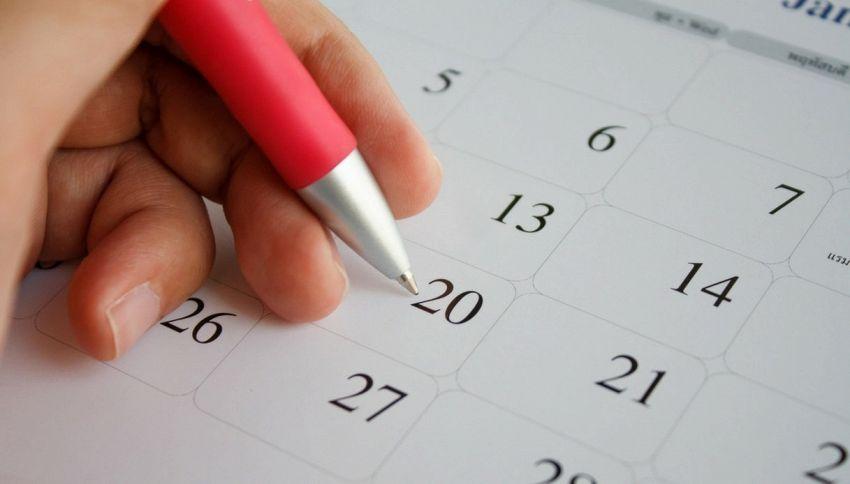 Quando saranno le prossime vacanze? Festività e ponti in arrivo