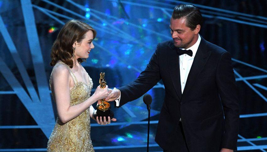L'errore agli Oscar? E' la vendetta di Leonardo DiCaprio