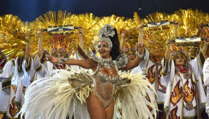 Le feste di Carnevale più pazze del mondo