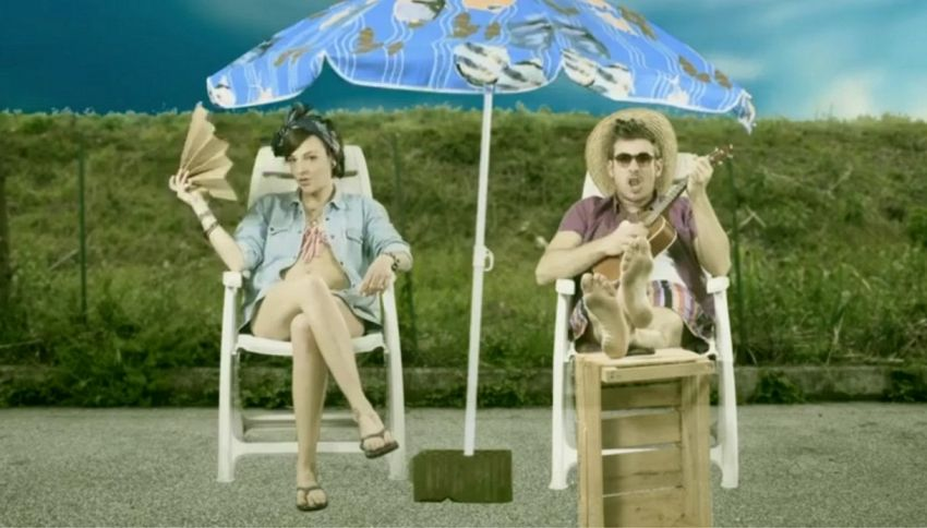 Gabbani e la fidanzata: spunta video di 5 anni fa per Celentano