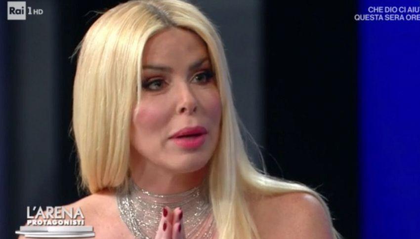 Loredana Lecciso a L'Arena: la verità su Al Bano