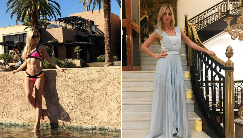 Camilla Lucchi, la Paris Hilton italiana tra selfie e lusso