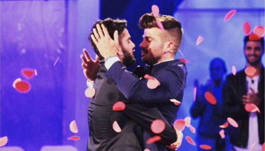 Claudio e Mario, coppia gay di Uomini e Donne, si sono lasciati