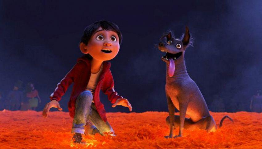 Coco: ecco il primo trailer del nuovo film della Pixar
