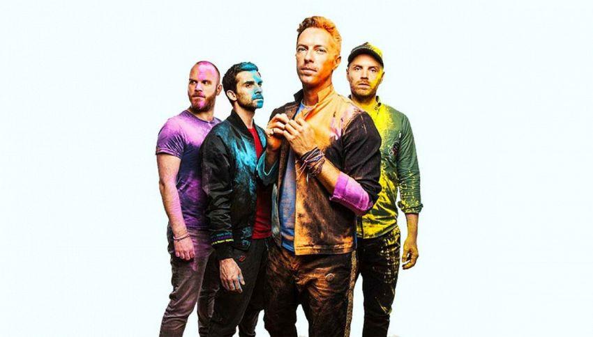 """Coldplay: """"Aliens"""" è il nuovo singolo a scopo benefico"""