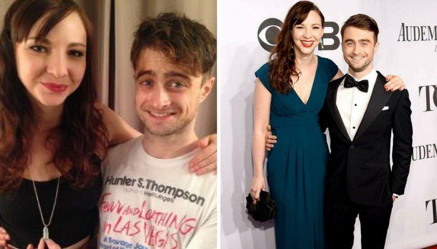 Harry Potter si sposa: Daniel Radcliffe pronto alle nozze