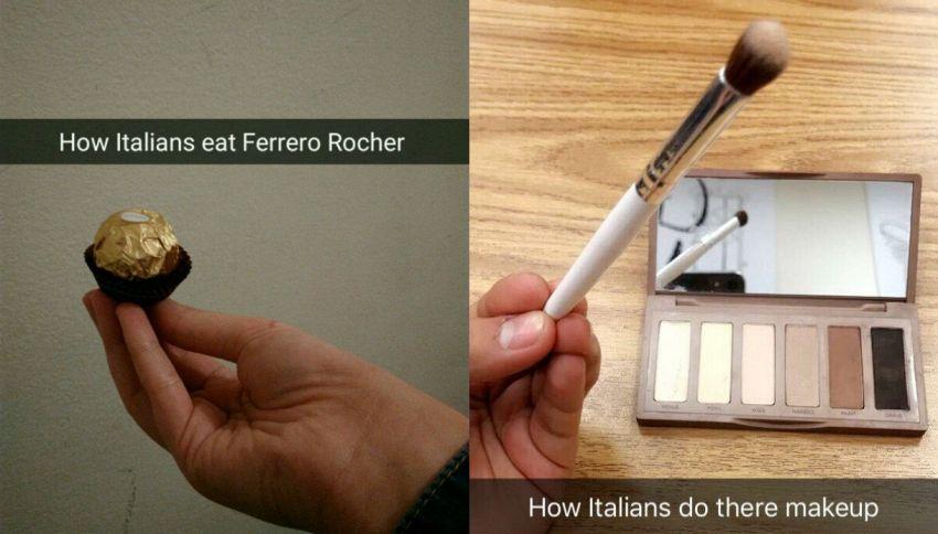 """How Italians do things"": cos'è il meme che spopola sul web"