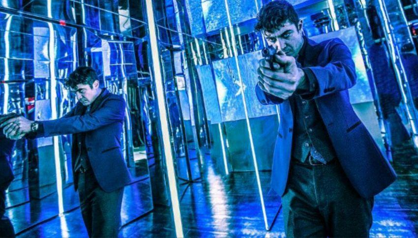 Gerini e Scamarcio arrivano al cinema con John Wick - Capitolo 2