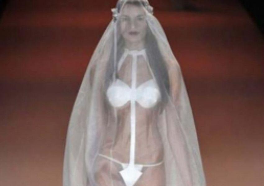 10 spose che dovevano scegliere un altro abito