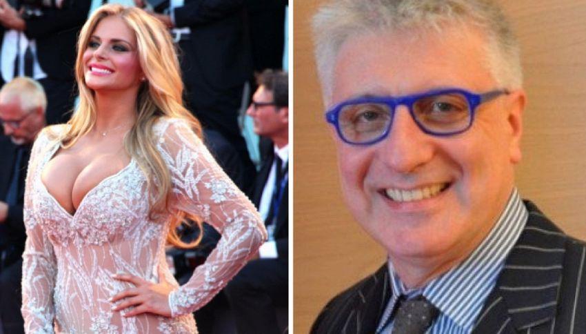 Francesca Cipriani dichiara amore ad Alberico Lemme