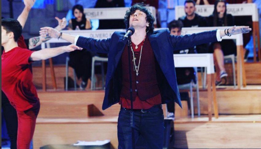 Ermal Meta da Sanremo ad Amici 16: sarà giudice