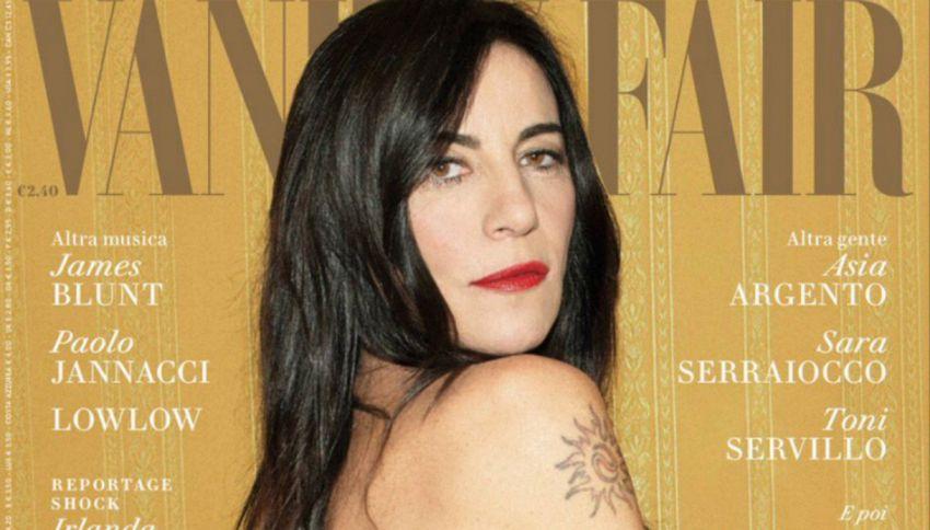 Paola Turci senza veli per Vanity Fair: il video