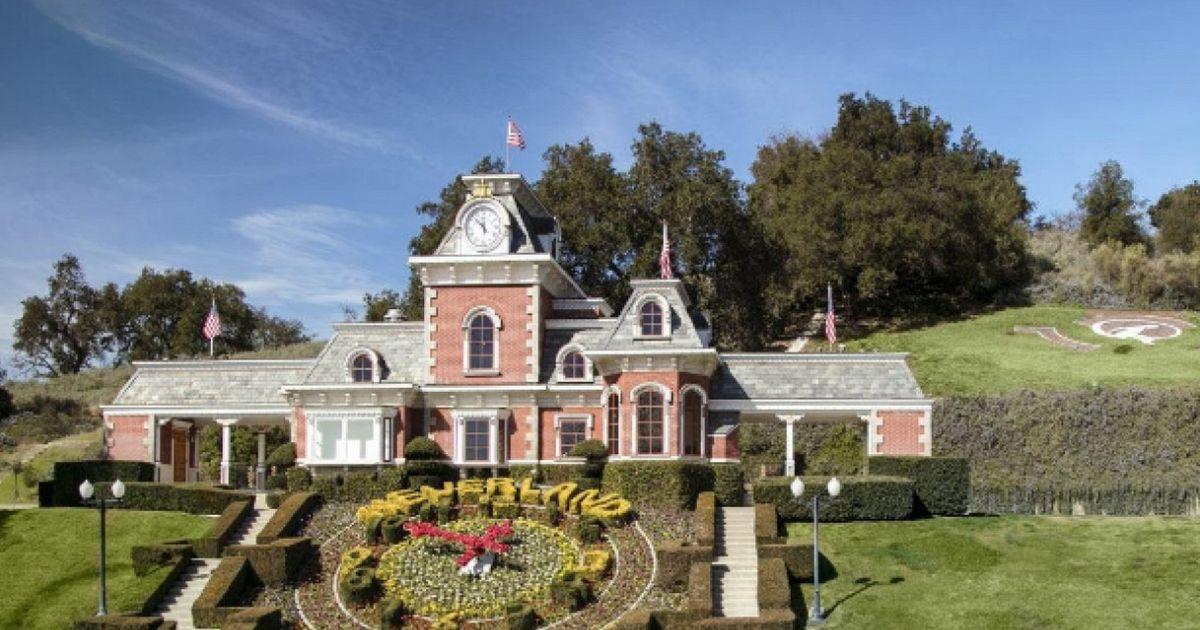 Neverland ranch di michael jackson in vendita ecco il for Costruttori di case in stile ranch in texas