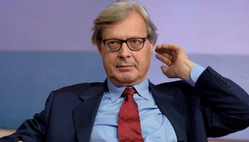 Sgarbi presidente della Regione Siciliana: lo votereste?