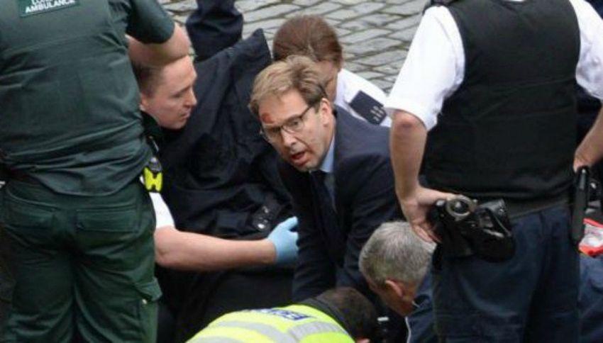Tobias Ellwood: chi è il deputato eroe nell'attentato di Londra