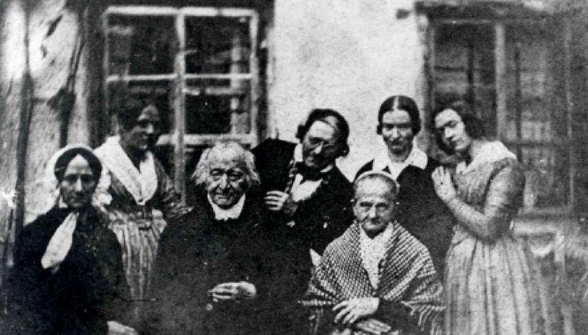 Rivelata una foto esclusiva della vedova di Mozart