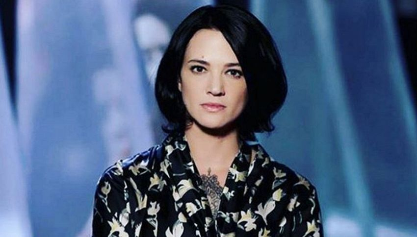 "Asia Argento ""epurata"" da Amore Criminale"