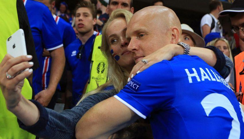Baby boom in Islanda a 9 mesi dalla vittoria contro l'Inghilterra