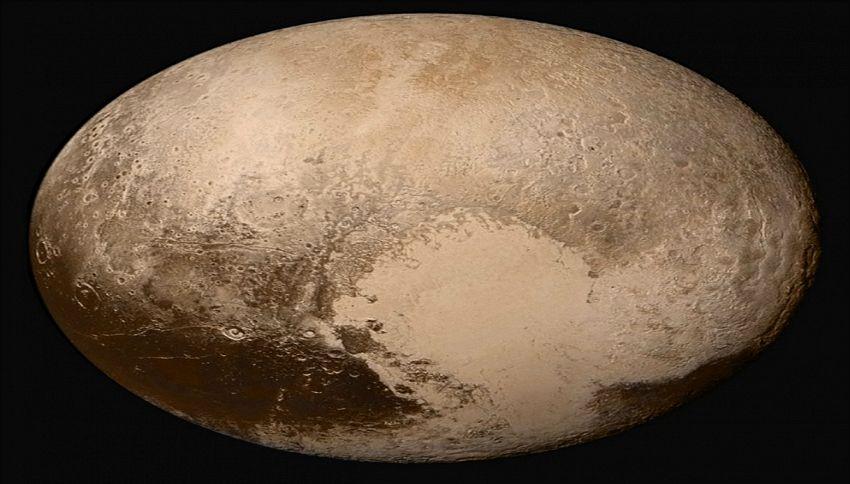 Plutone potrebbe tornare pianeta
