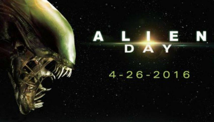 Oggi è l'Alien Day: ecco di cosa si tratta