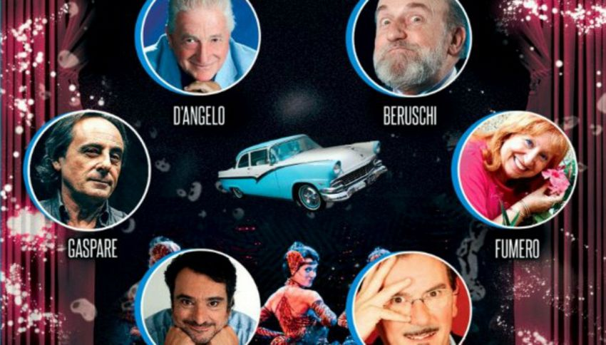 Drive In torna a teatro