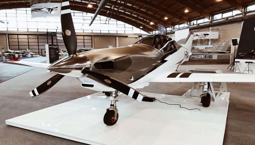 Gabrièl, l'aereo leggero richiesto nel mondo che parla pugliese