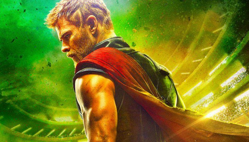 Thor Ragnarok: ecco il primo trailer italiano