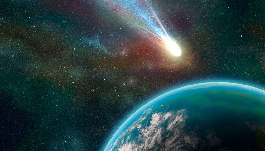 A Natale un asteroide sfiorerà la Terra
