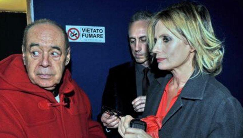 Barbara Carfagna contro Boncompagni per Isabella Ferrari