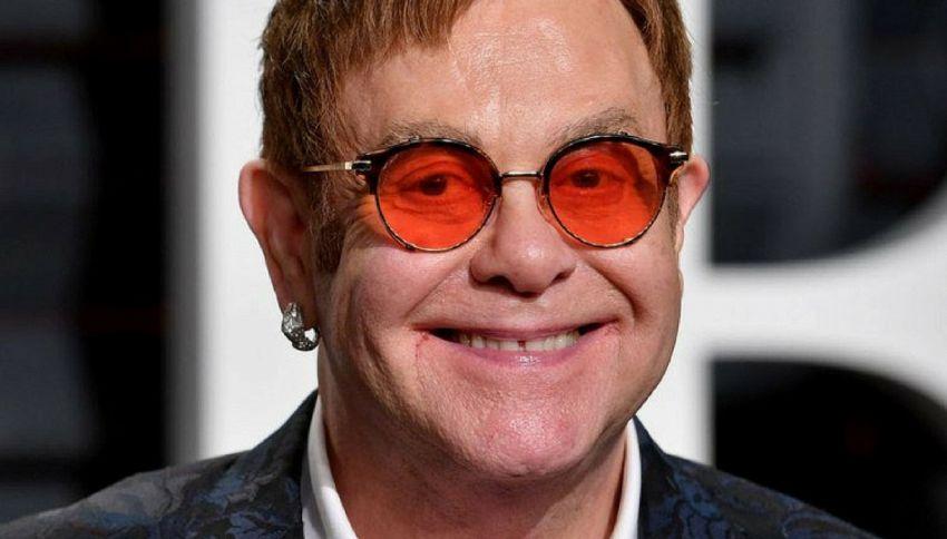 Elton John si ritira dal mondo della musica, l'annuncio