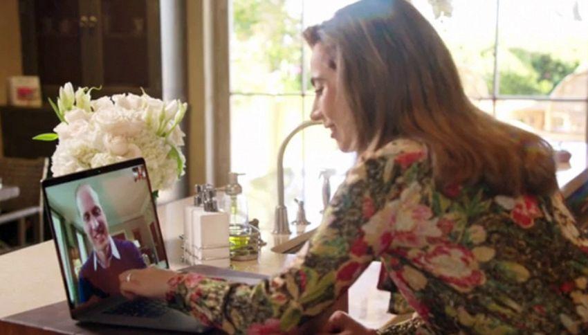 Lady Gaga videochatta con il principe William sulla depressione